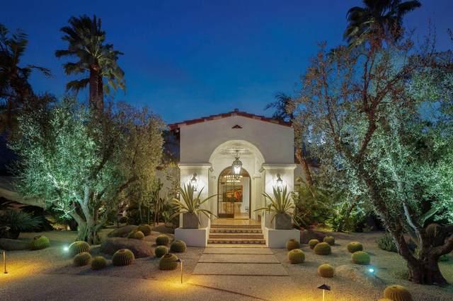 535 N Belardo Road, Palm Springs, CA 92262 (MLS #219049865) :: Brad Schmett Real Estate Group