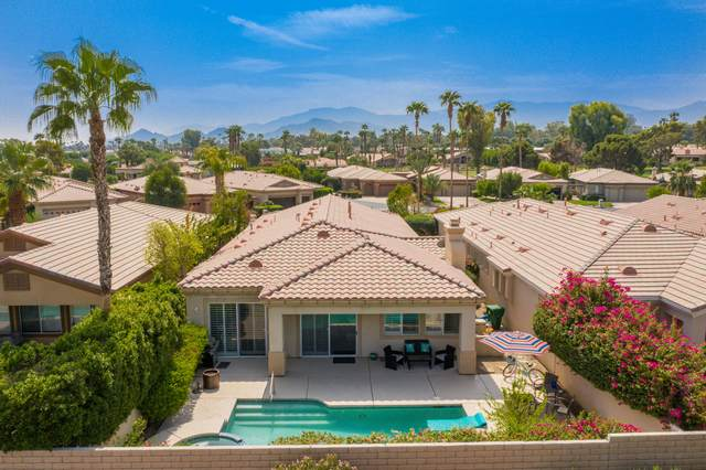 75820 Heritage Circle, Palm Desert, CA 92211 (MLS #219049881) :: The John Jay Group - Bennion Deville Homes