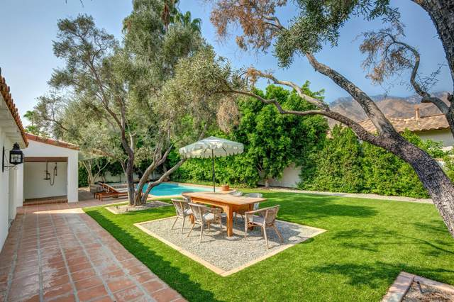 581 E The Palms Street, Palm Springs, CA 92262 (MLS #219049888) :: The John Jay Group - Bennion Deville Homes