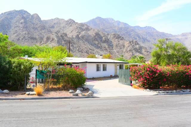 54017 Avenida Madero, La Quinta, CA 92253 (MLS #219049889) :: Desert Area Homes For Sale