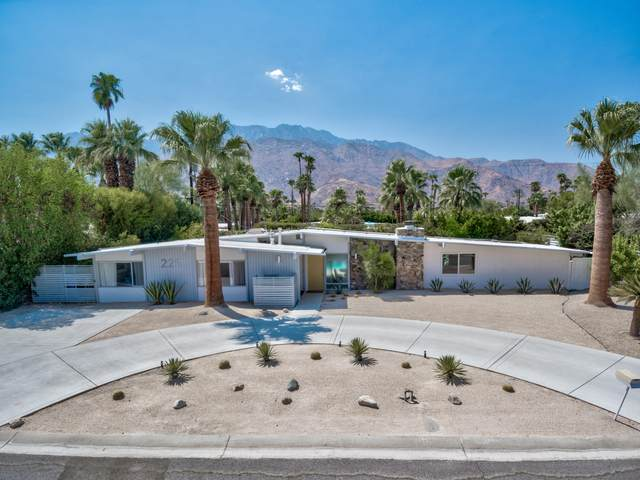 225 N Orchid Tree Lane, Palm Springs, CA 92262 (MLS #219049906) :: The John Jay Group - Bennion Deville Homes