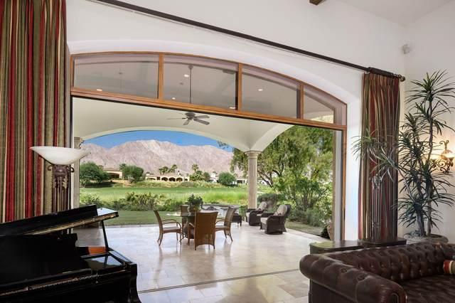 52905 Claret Cove, La Quinta, CA 92253 (MLS #219049927) :: The John Jay Group - Bennion Deville Homes