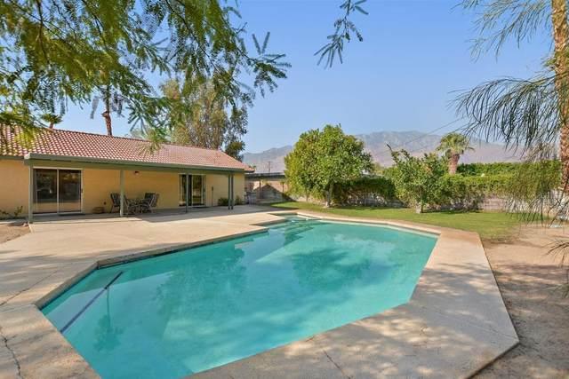 2860 E Vincentia Road, Palm Springs, CA 92262 (MLS #219049932) :: The Sandi Phillips Team