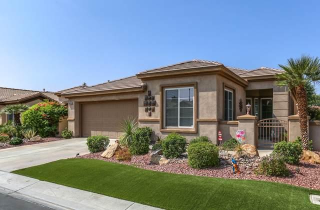 43353 Heritage Palms Drive, Indio, CA 92201 (MLS #219049944) :: The Jelmberg Team