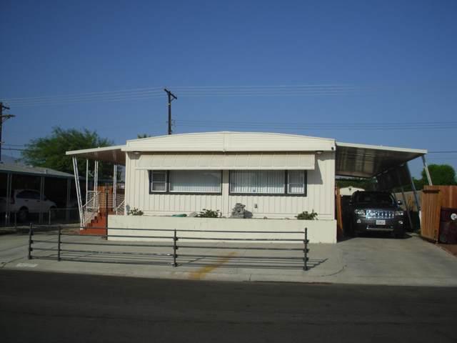 32127 Wells Fargo Road, Thousand Palms, CA 92276 (MLS #219049950) :: Desert Area Homes For Sale