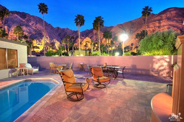 46390 Manitou Drive, Indian Wells, CA 92210 (MLS #219049955) :: The John Jay Group - Bennion Deville Homes