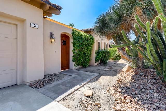 3 Via Dulcinea, Palm Desert, CA 92260 (MLS #219049967) :: The Jelmberg Team