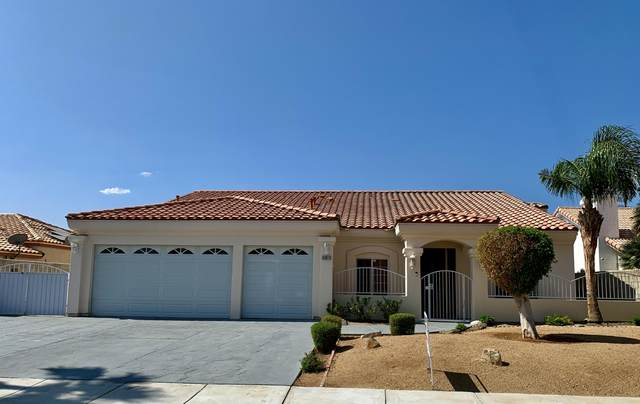 68815 Panorama Road, Cathedral City, CA 92234 (MLS #219050025) :: Desert Area Homes For Sale