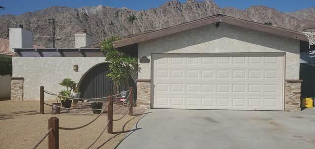 52175 Avenida Rubio, La Quinta, CA 92253 (MLS #219050030) :: Desert Area Homes For Sale