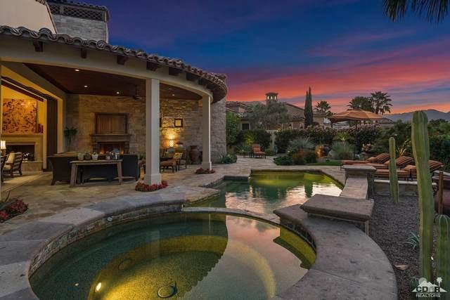 80720 Via Portofino, La Quinta, CA 92253 (MLS #219050058) :: Desert Area Homes For Sale