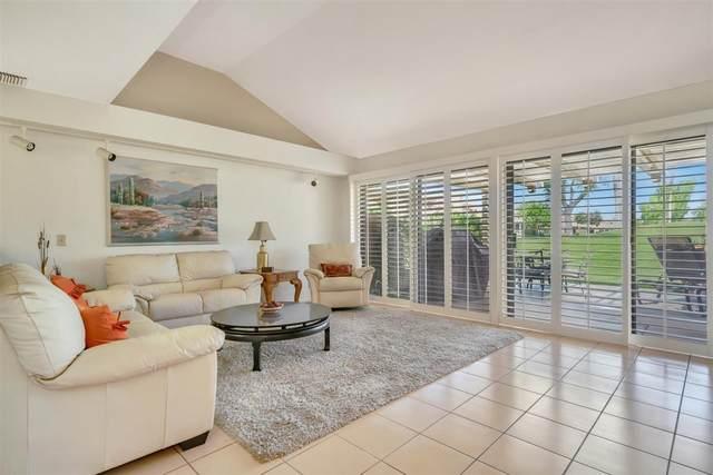 77618 Woodhaven Drive, Palm Desert, CA 92211 (MLS #219050077) :: The John Jay Group - Bennion Deville Homes