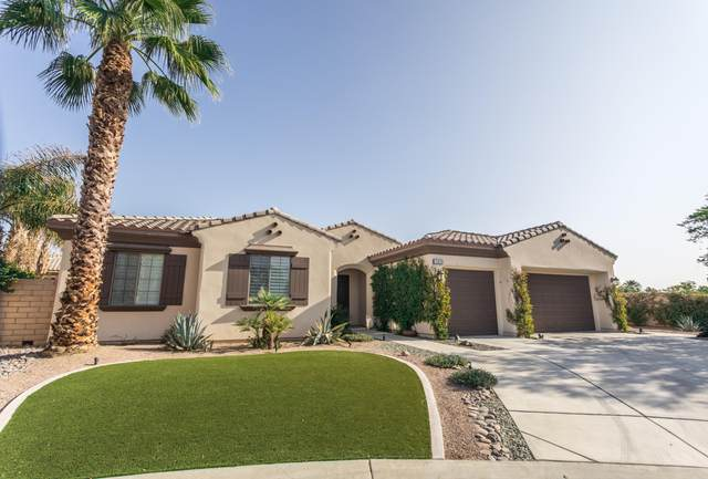 79828 Joey Ct Court, La Quinta, CA 92253 (MLS #219050087) :: The John Jay Group - Bennion Deville Homes