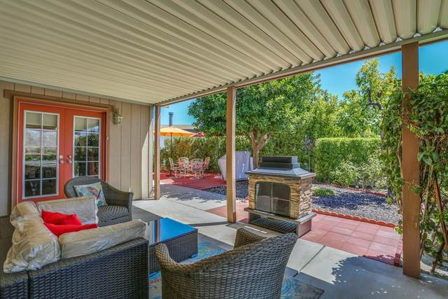 73450 Country Club Drive #159, Palm Desert, CA 92260 (MLS #219050098) :: The John Jay Group - Bennion Deville Homes
