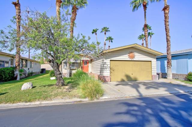 1074 Via Grande, Cathedral City, CA 92234 (MLS #219050129) :: Zwemmer Realty Group