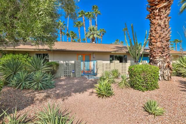 2047 S Birdie Way, Palm Springs, CA 92264 (MLS #219050131) :: The Jelmberg Team