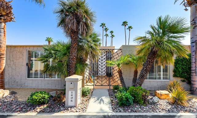 1406 Tamarisk West Street, Rancho Mirage, CA 92270 (MLS #219050140) :: The Jelmberg Team