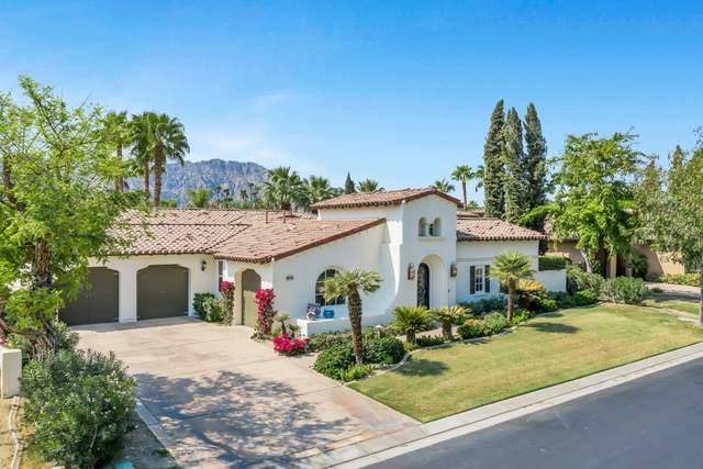 55575 Medallist Drive, La Quinta, CA 92253 (MLS #219050154) :: The John Jay Group - Bennion Deville Homes