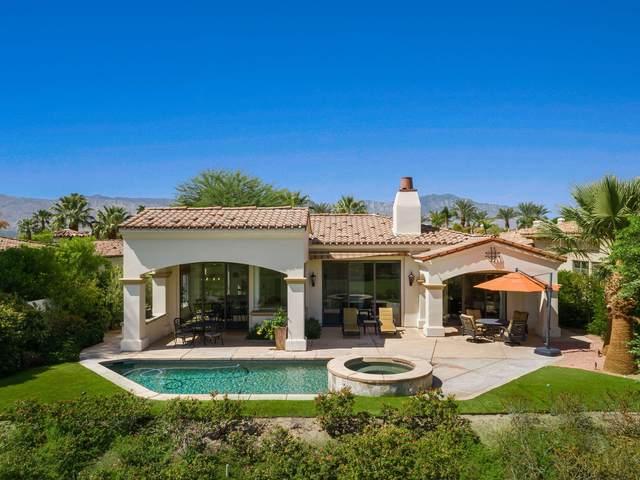 76357 Via Chianti, Indian Wells, CA 92210 (MLS #219050167) :: The John Jay Group - Bennion Deville Homes