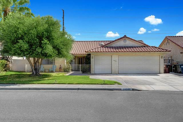 30340 Travis Avenue, Cathedral City, CA 92234 (MLS #219050185) :: The Sandi Phillips Team