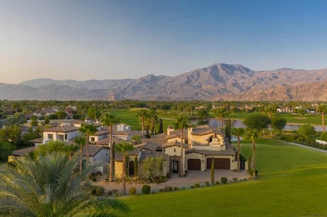 53325 Via Bellagio, La Quinta, CA 92253 (MLS #219050204) :: Desert Area Homes For Sale