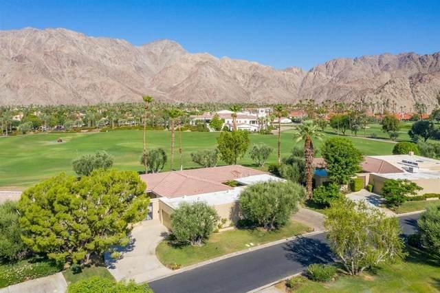 49835 Lago Drive, La Quinta, CA 92253 (MLS #219050216) :: The John Jay Group - Bennion Deville Homes