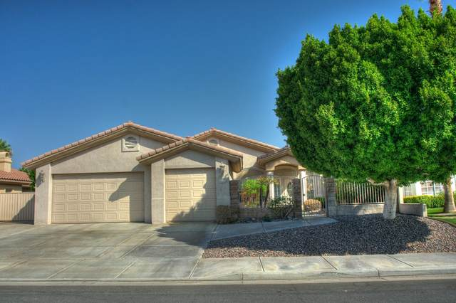 74068 College View Circle, Palm Desert, CA 92211 (MLS #219050228) :: Mark Wise | Bennion Deville Homes