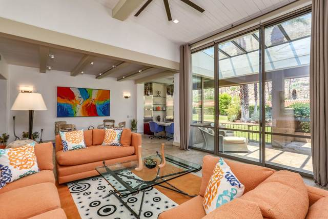555 W Baristo Road, Palm Springs, CA 92262 (MLS #219050256) :: The John Jay Group - Bennion Deville Homes
