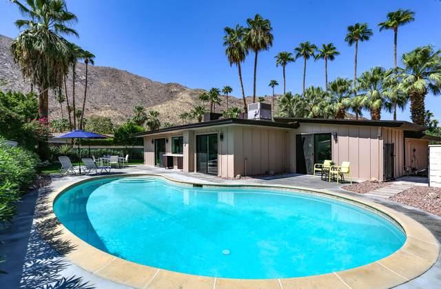 372 S Monte Vista Drive, Palm Springs, CA 92262 (MLS #219050257) :: The John Jay Group - Bennion Deville Homes