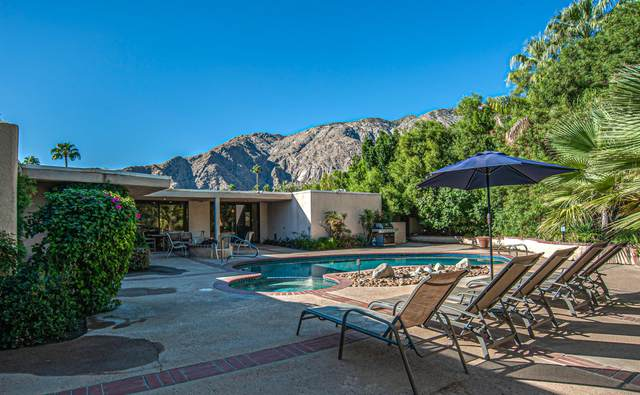 750 Camino Norte, Palm Springs, CA 92262 (MLS #219050273) :: The John Jay Group - Bennion Deville Homes