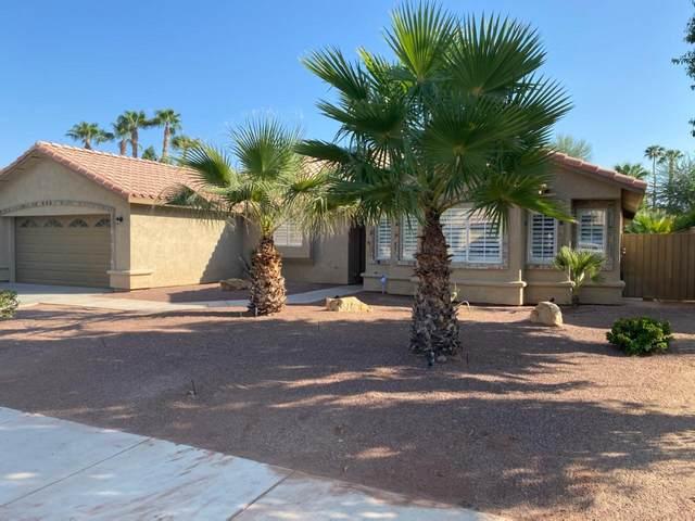 78565 Naples Drive, La Quinta, CA 92253 (MLS #219050275) :: The John Jay Group - Bennion Deville Homes