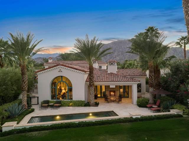 80100 Via Pessaro, La Quinta, CA 92253 (MLS #219050278) :: Desert Area Homes For Sale