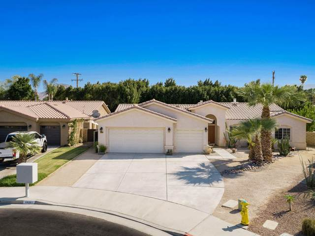 44481 Silver Canyon Lane, Palm Desert, CA 92260 (MLS #219050281) :: Zwemmer Realty Group
