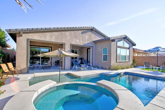 74565 Tesla Drive, Palm Desert, CA 92211 (MLS #219050304) :: The John Jay Group - Bennion Deville Homes