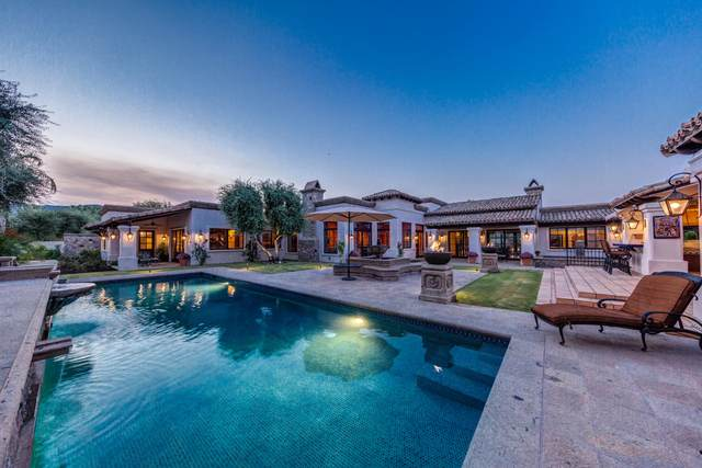 32 Clancy Lane Estates, Rancho Mirage, CA 92270 (MLS #219050330) :: Mark Wise | Bennion Deville Homes