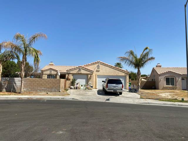 45468 Bluefan Drive, Indio, CA 92201 (MLS #219050337) :: Mark Wise | Bennion Deville Homes