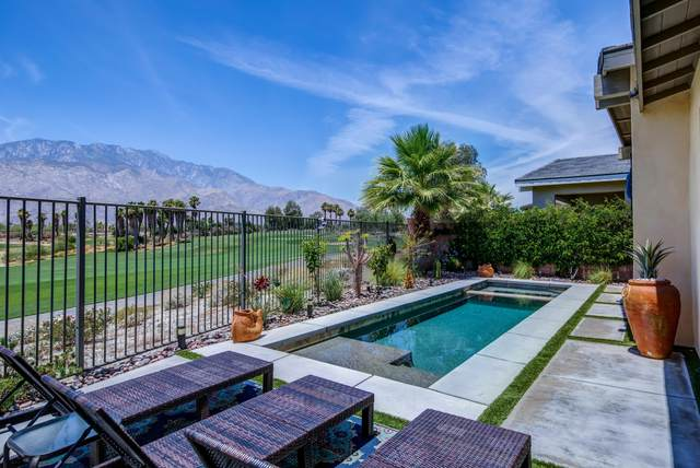1345 Passage Street, Palm Springs, CA 92262 (MLS #219050338) :: The Jelmberg Team