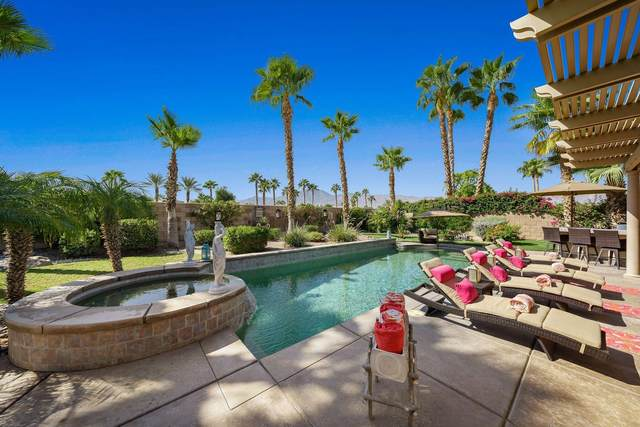 81923 Seabiscuit Way, La Quinta, CA 92253 (MLS #219050345) :: The Jelmberg Team