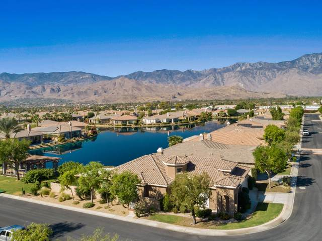 134 Shoreline Drive, Rancho Mirage, CA 92270 (MLS #219050396) :: The Jelmberg Team