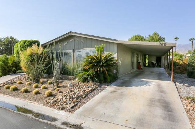 280 Coble Drive, Cathedral City, CA 92234 (MLS #219050423) :: Mark Wise   Bennion Deville Homes