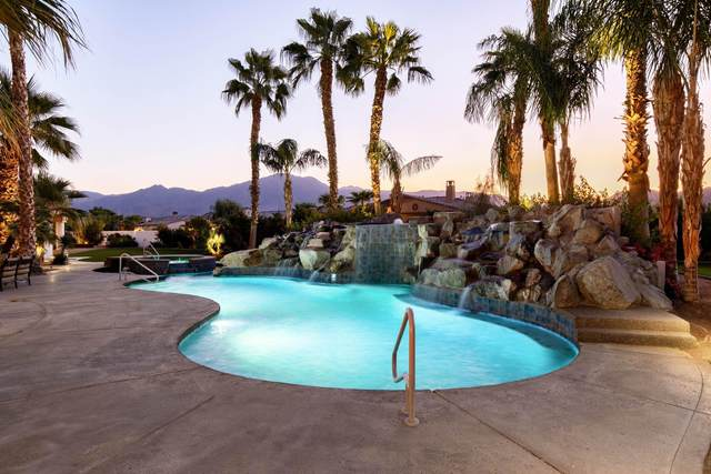 81810 Mountain View Lane, La Quinta, CA 92253 (MLS #219050436) :: The Sandi Phillips Team