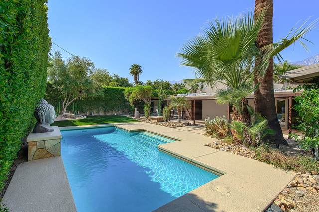 1350 S Calle Marcus, Palm Springs, CA 92264 (MLS #219050464) :: The Sandi Phillips Team
