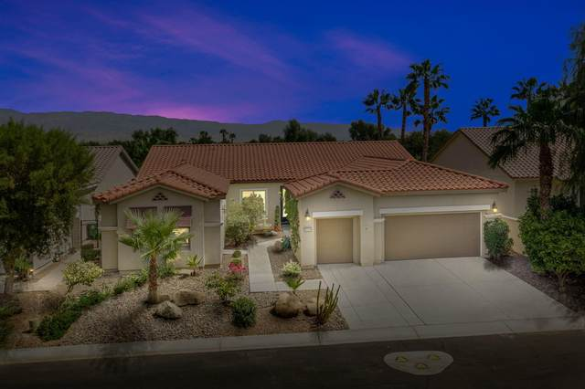 40440 Calle Santa Monica, Indio, CA 92203 (MLS #219050479) :: Mark Wise | Bennion Deville Homes