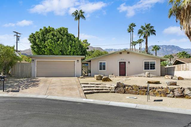 38113 Chris Drive, Cathedral City, CA 92234 (MLS #219050490) :: Mark Wise | Bennion Deville Homes