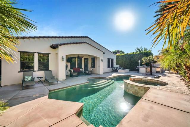80690 Via Glorieta, La Quinta, CA 92253 (MLS #219050507) :: Brad Schmett Real Estate Group