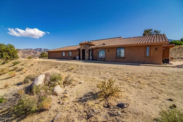 70580 Granite Trail, Mountain Center, CA 92561 (MLS #219050536) :: Mark Wise | Bennion Deville Homes
