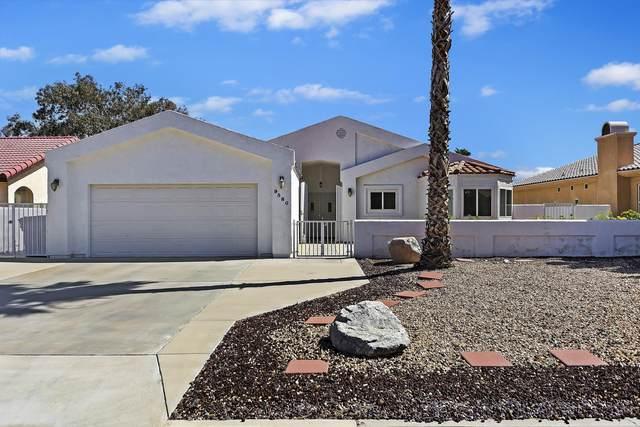 9580 Capiland Road, Desert Hot Springs, CA 92240 (MLS #219050551) :: The John Jay Group - Bennion Deville Homes