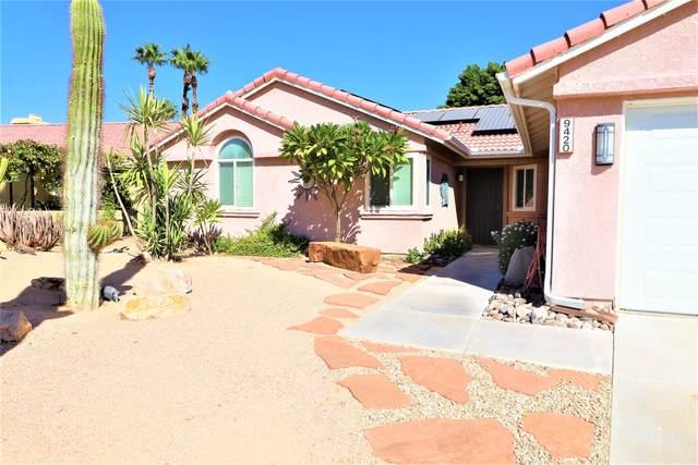 9420 Ekwanok Drive, Desert Hot Springs, CA 92240 (MLS #219050559) :: The John Jay Group - Bennion Deville Homes