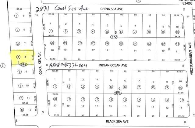 2871 Coral Sea Avenue, Salton City, CA 92275 (MLS #219050613) :: Zwemmer Realty Group