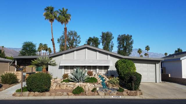 42428 Bodie Road, Palm Desert, CA 92260 (MLS #219050615) :: The Jelmberg Team