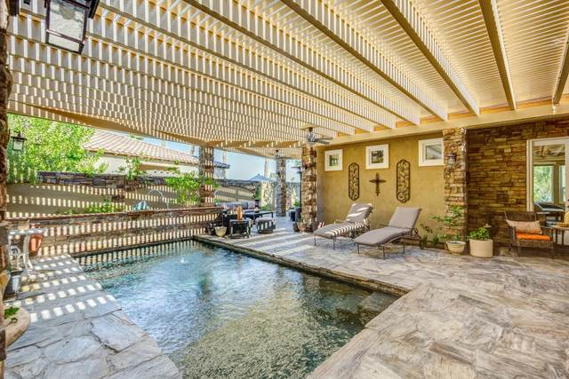 61016 Desert Rose Drive, La Quinta, CA 92253 (MLS #219050646) :: The Sandi Phillips Team